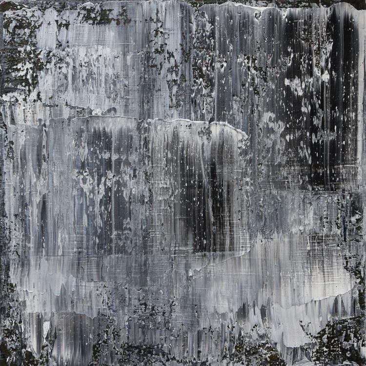 Grey Variations V [Abstract N°1544] - Image 0