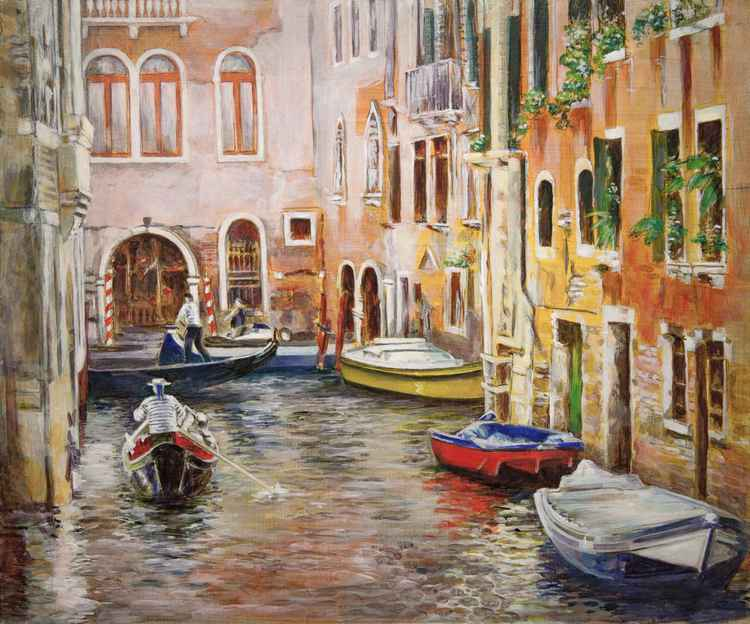 Venice Waterway -