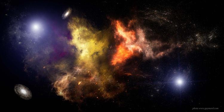 Nebula world - Image 0