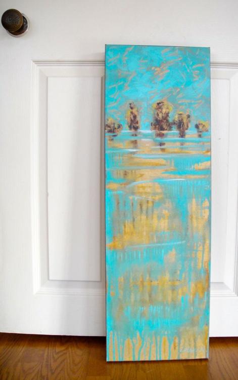 Teal Pond - Image 0