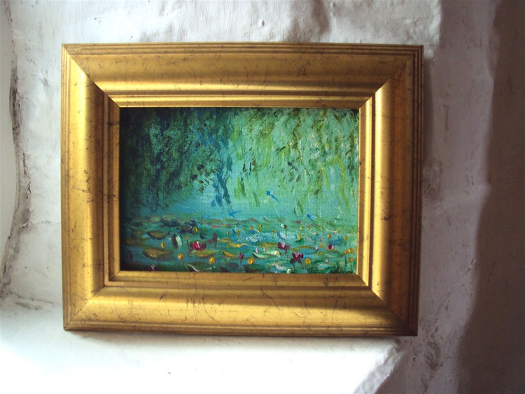 Waterlillies 11 Small - Image 0