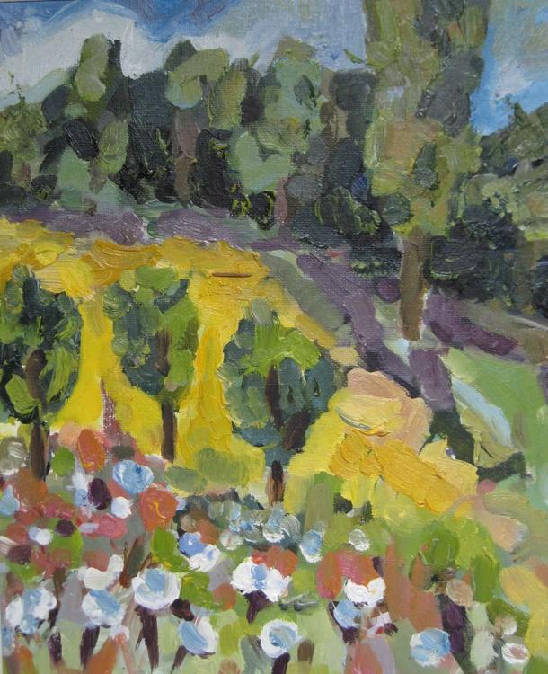 Yellow Field 4 - Image 0