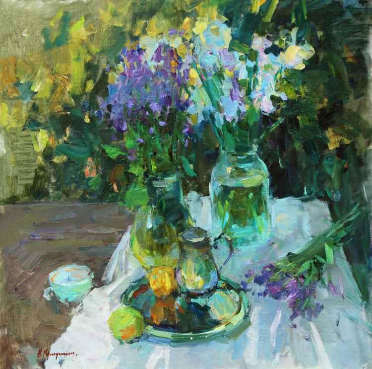 Spring flowers -