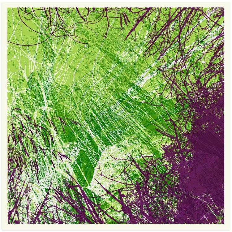 Green Tree Purple - Image 0