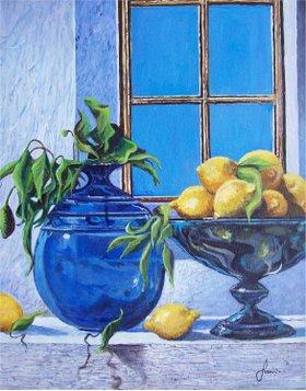 Lemons by Sinisa Saratlic