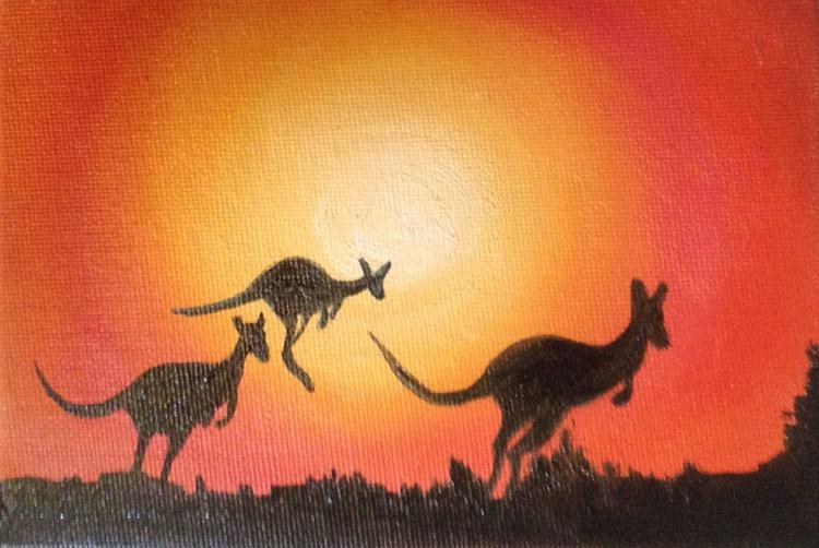 the postcard of Australia - Image 0