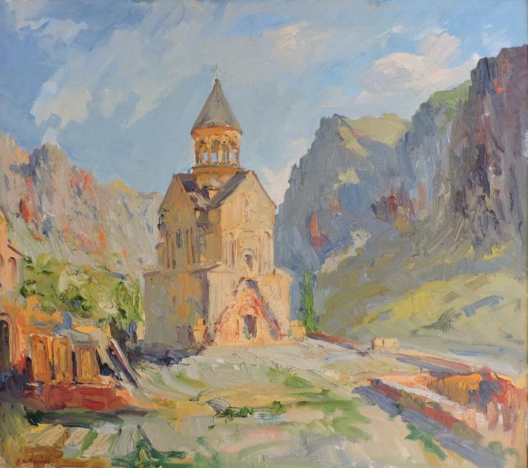 Noravank Apostolic Church - Image 0