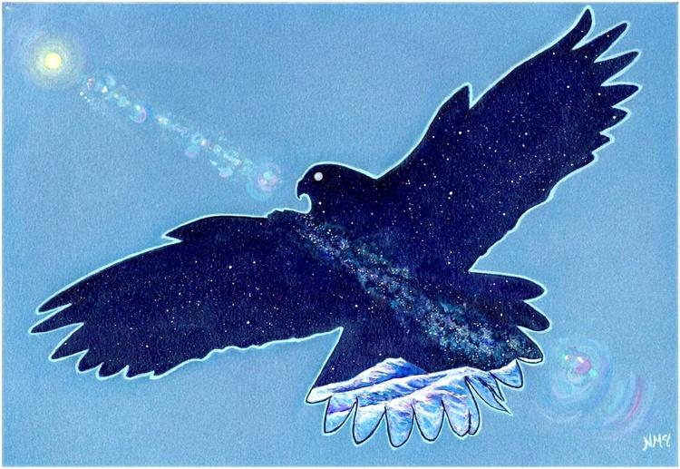 Spirit Animal - Hawk - Image 0