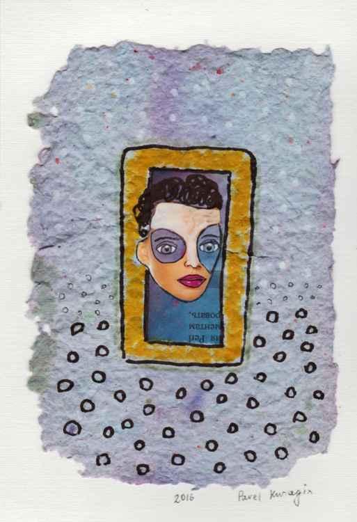 Pop portrait #5 -