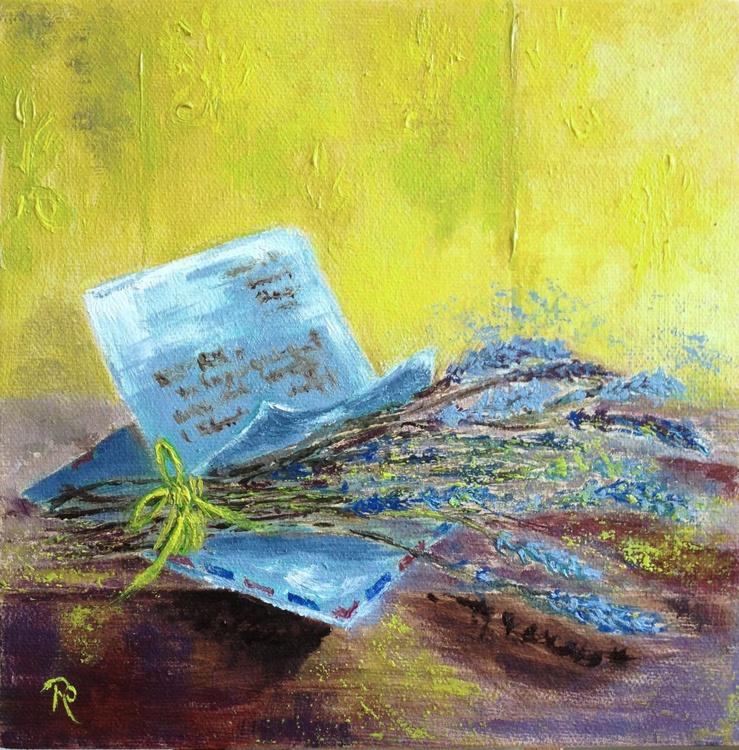 Lavender Letter - Image 0