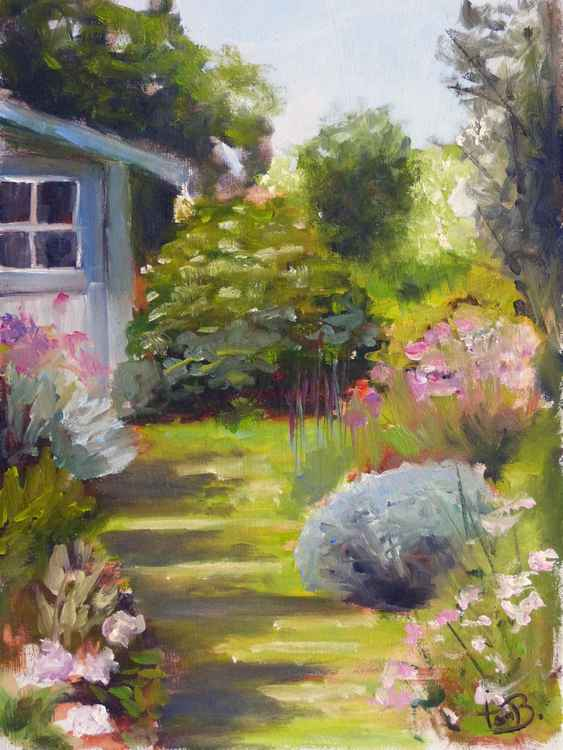 Little garden -