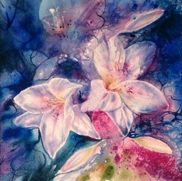 Wild Lilies - Image 0