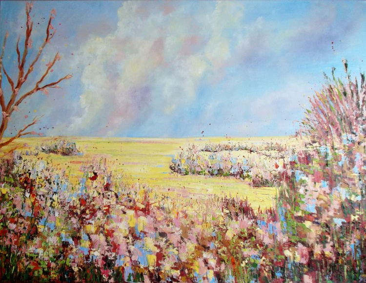 Busy Bees Blooming Meadows - Image 0