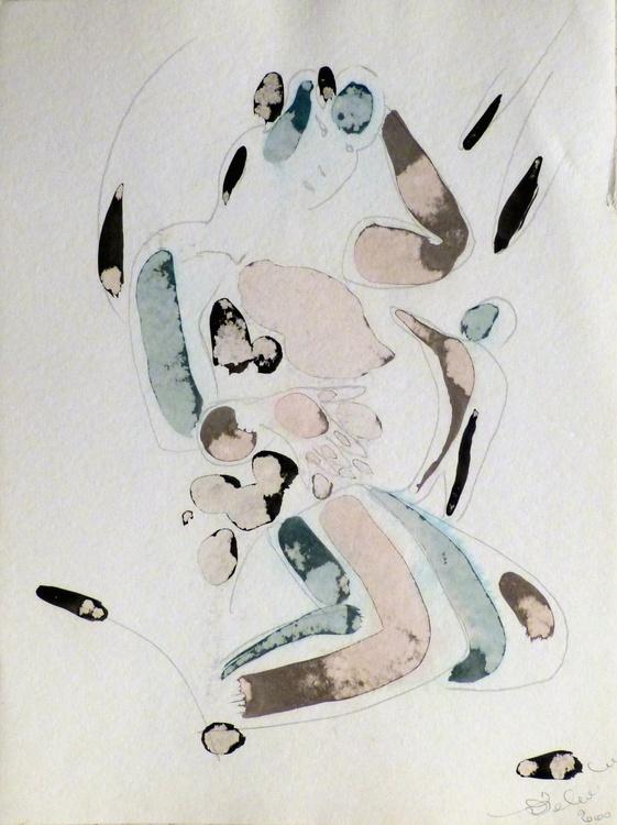 Maternity 9, 36x48 cm - Image 0