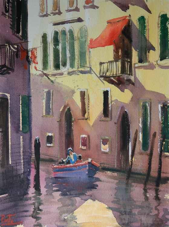 Venice Canal, Summer 2016