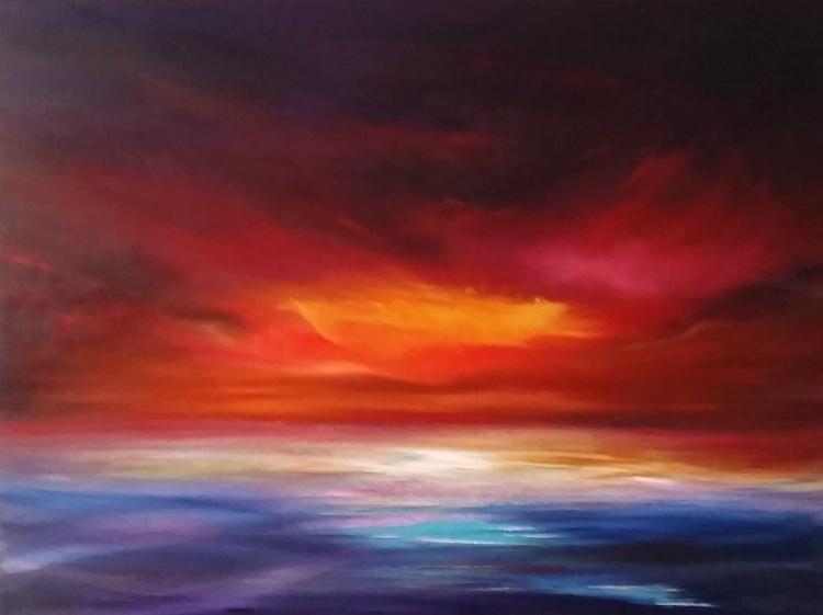 Sunset -  STUNNING LARGE seascape - Image 0