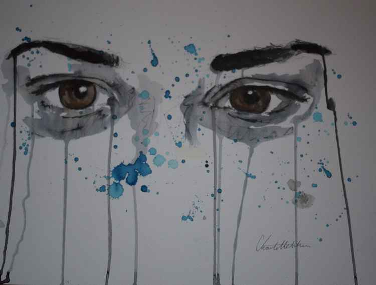 """Series of Eyes"" Rachel 2"