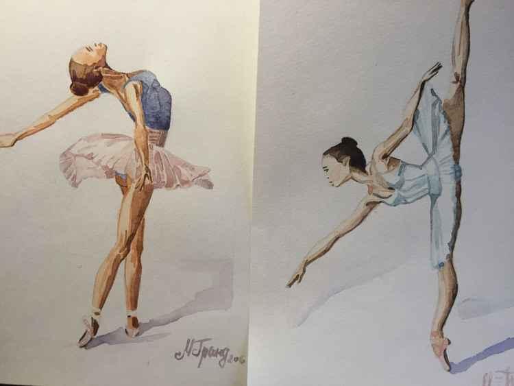 Ballerina pink -