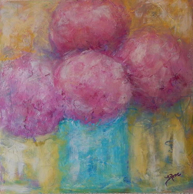 A Sense of Spring: Pink Peonies # 6 - Image 0