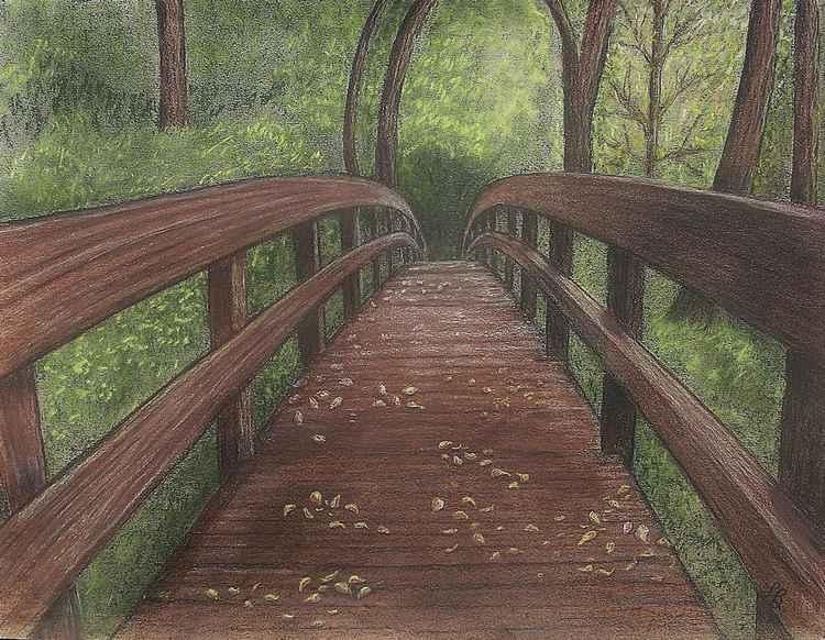 Footbridge -