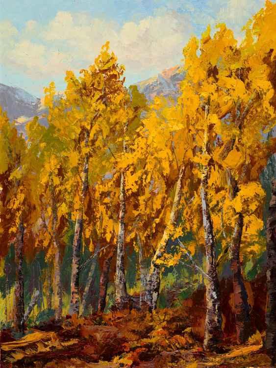 Autumn Ascending -