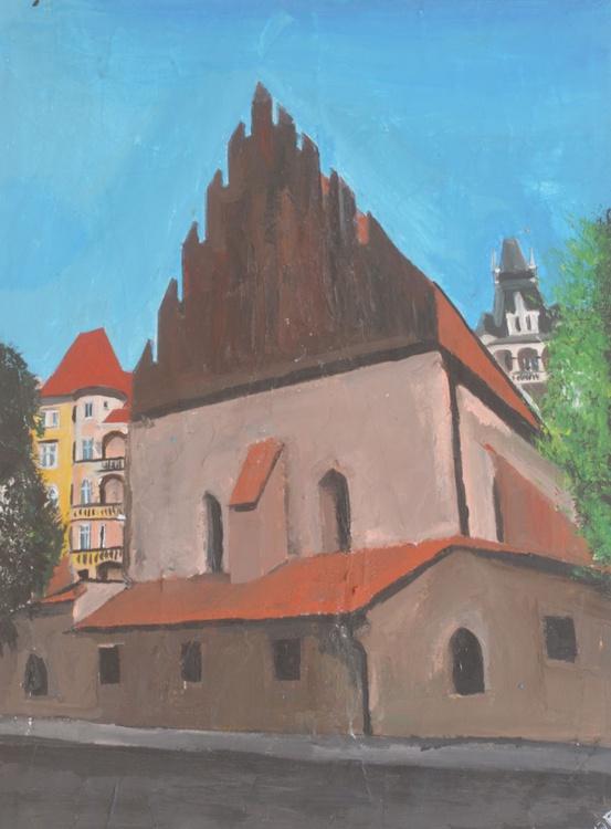 Prague, Starnova Synagogue - Image 0