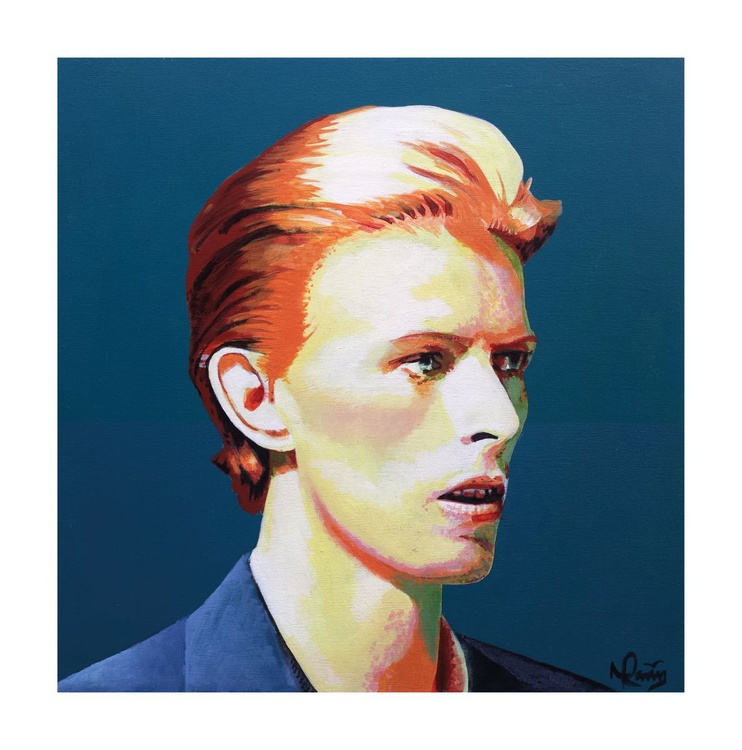 Farewell Mr Bowie - Image 0