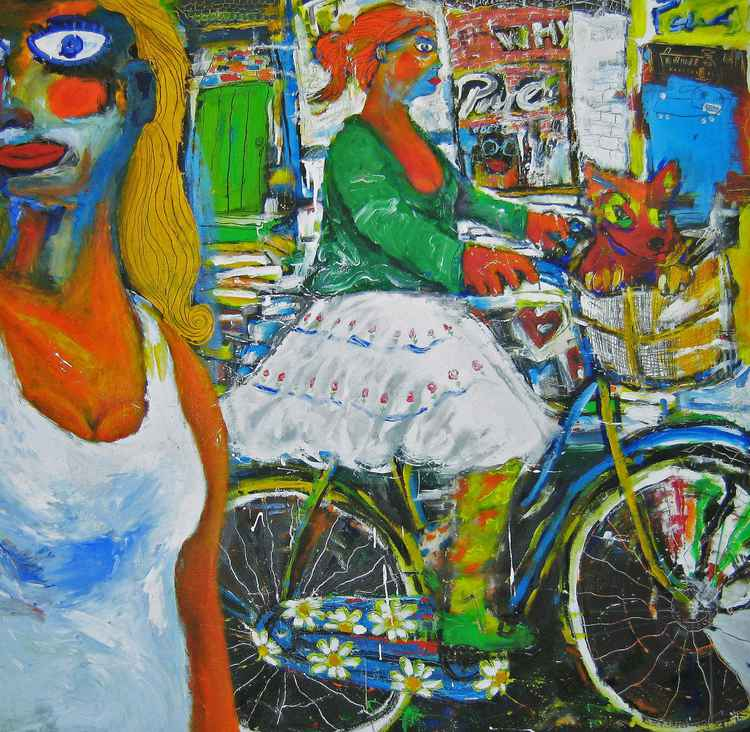 Isabelle's Bicycle -