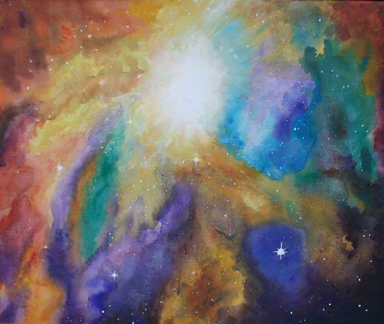 Orion Nebula (Hubble ) -