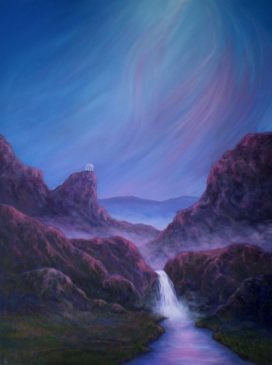 Land of Glowing Waters - Image 0