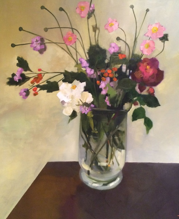 AUTUMN FLOWERS IV - Image 0