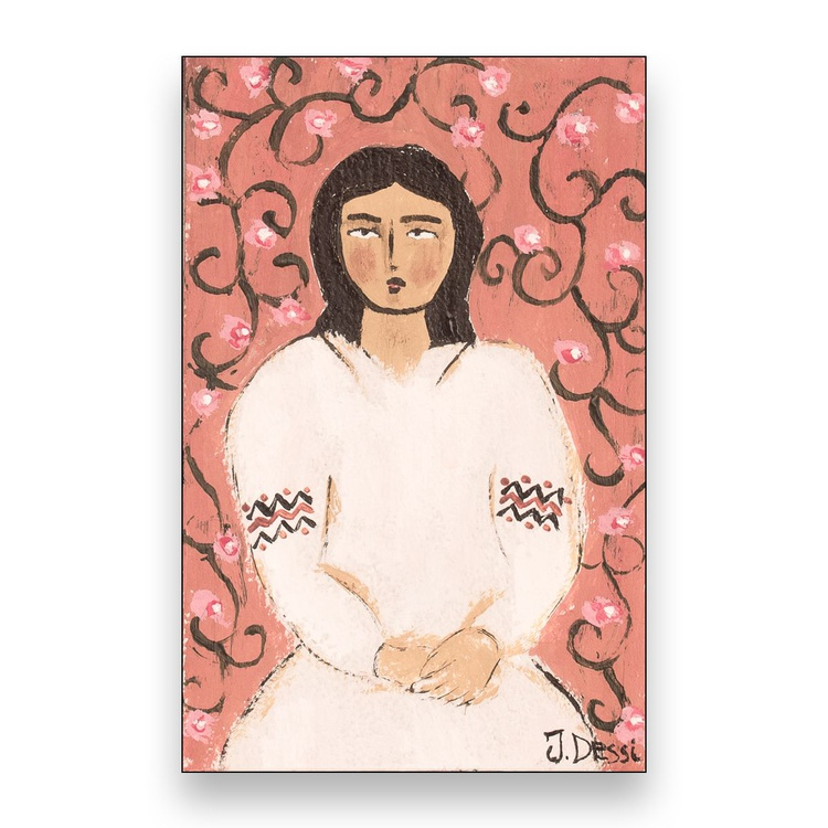 Portrait of Latina - Image 0