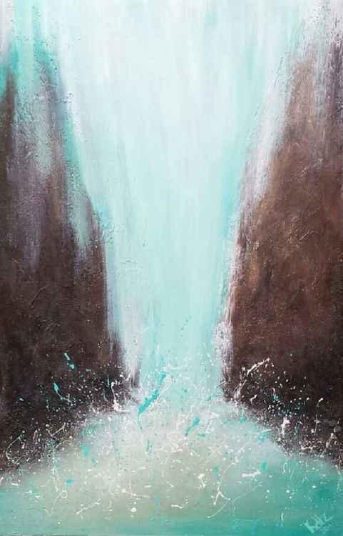 Waterfall Splash -