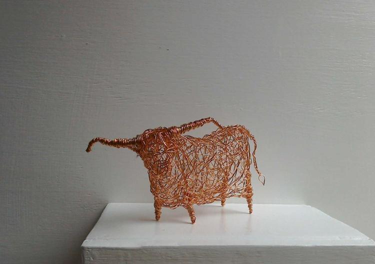 Copper Steer - Image 0