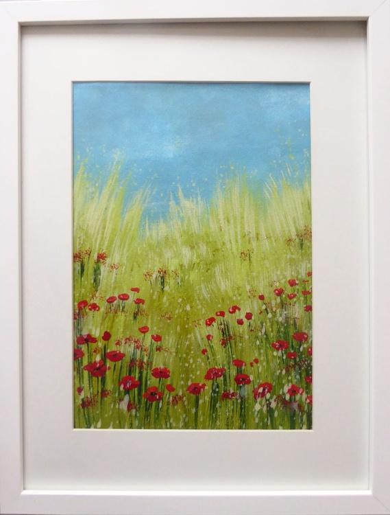Poppy Cornfield - Image 0
