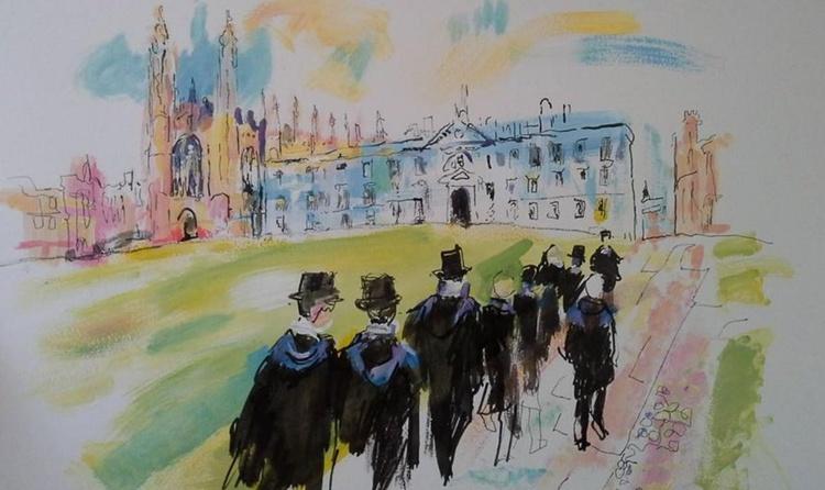 Kings Choristers Cambridge - Image 0