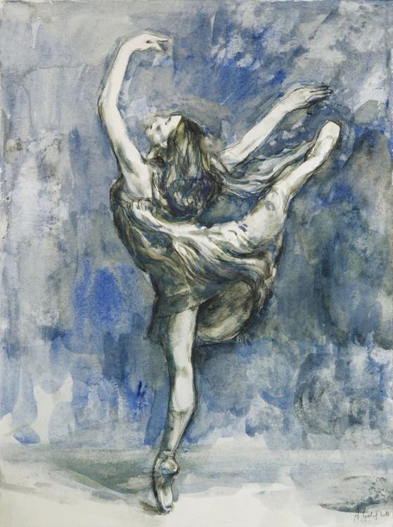 Ballerina dancing - Image 0