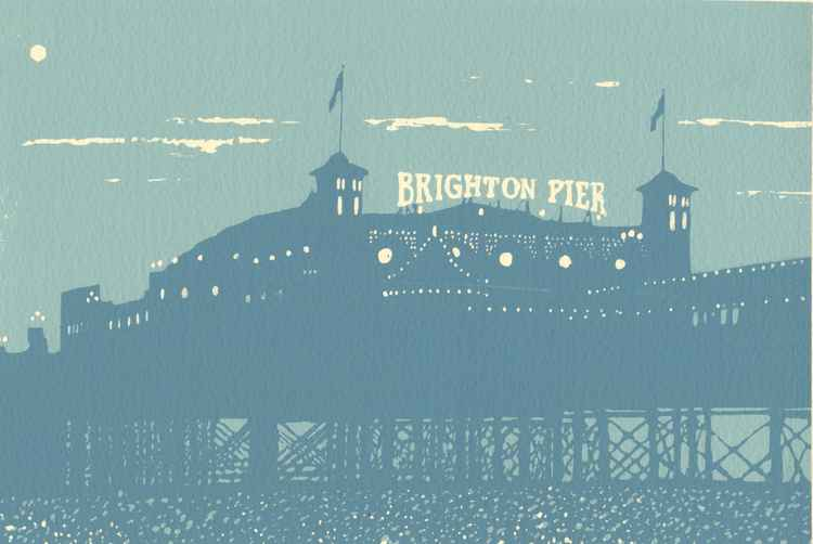 Palace Pier, Brighton -