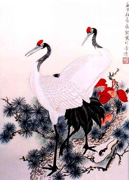 Red Top Crane