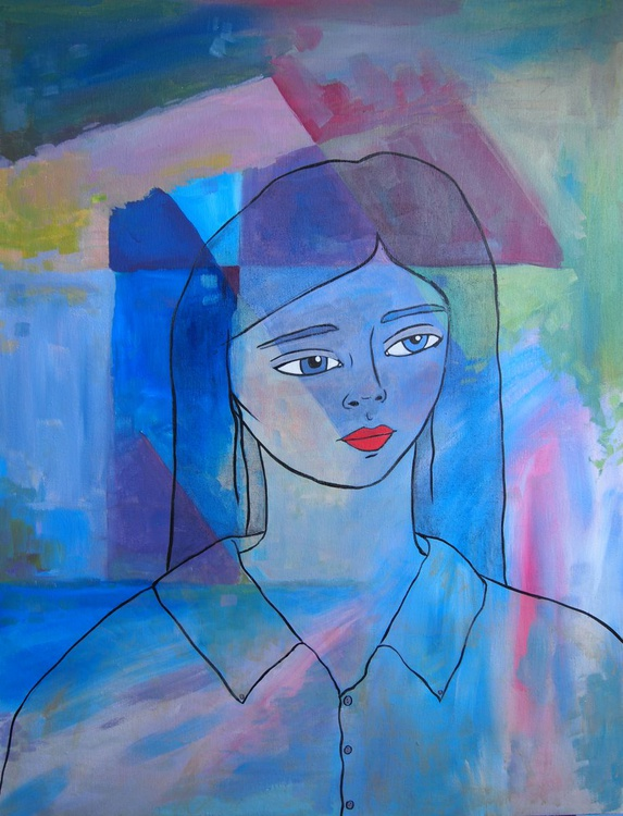 Abstract Portrait - Image 0