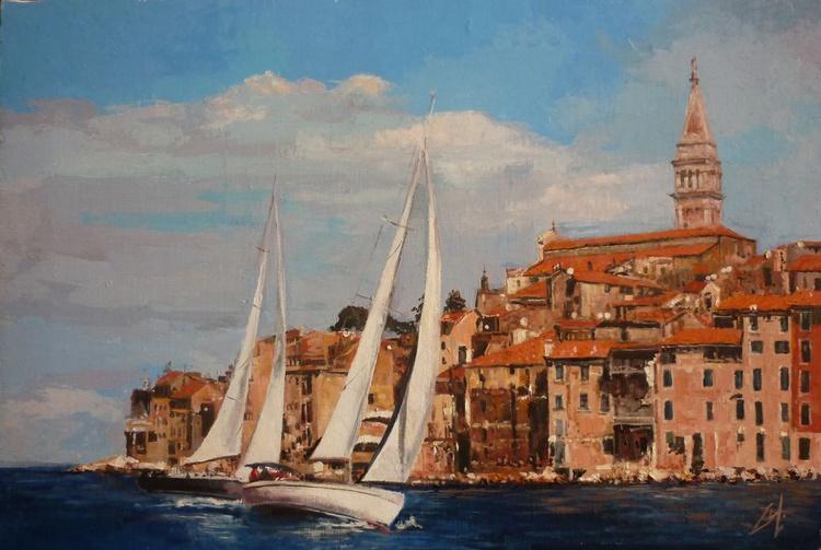 Slovenia, Piran - Sailing in the Adriatic - Image 0
