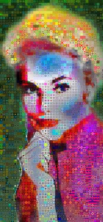 The Lavender Blonde