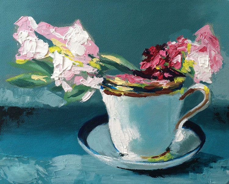 Flower Cup - Image 0