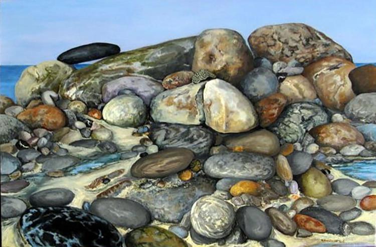 Lavender Rocks - Image 0