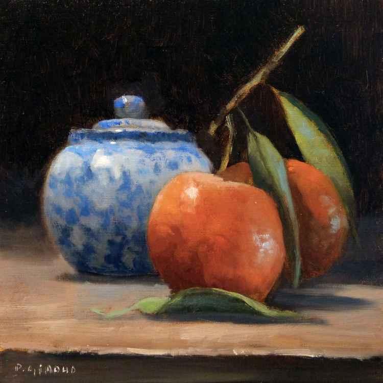 2 Mandarins -