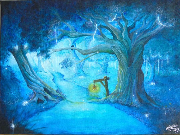 Moonshine Forest - Image 0