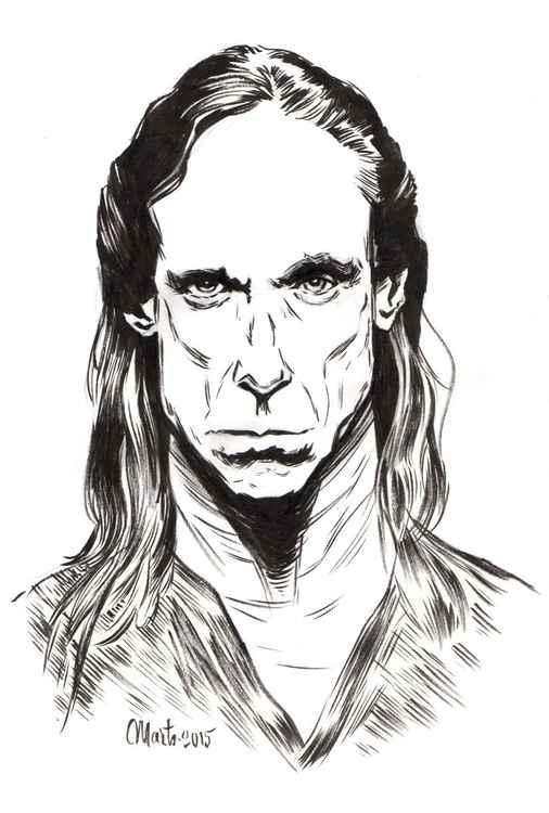 Iggy Portrait -