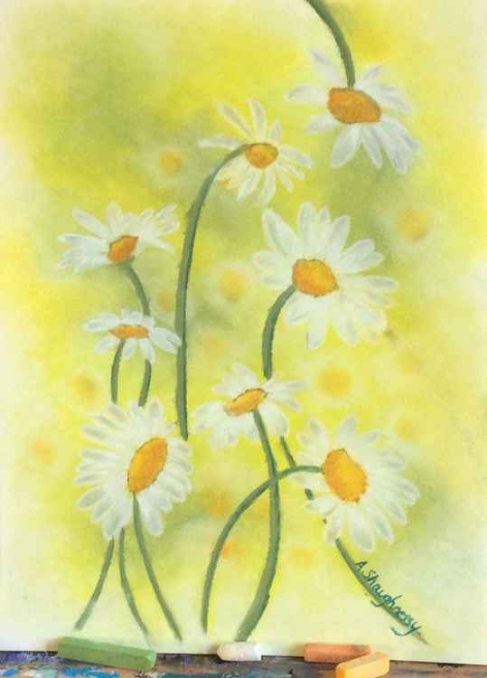 Dancing Daisies RESERVED FOR CECILE