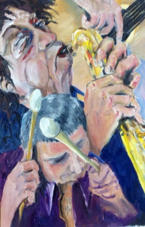 Band Hands, Sax - Image 0