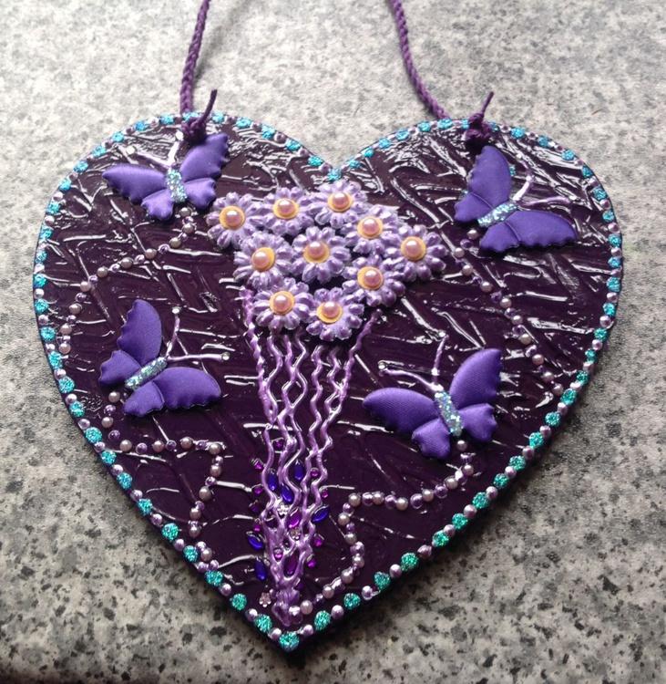 Purple Butterflies - Image 0